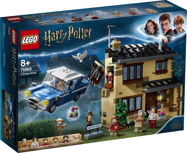 Lego Harry Potter Ligusterweg 4 75968 mit 10% Newsletter bol.de