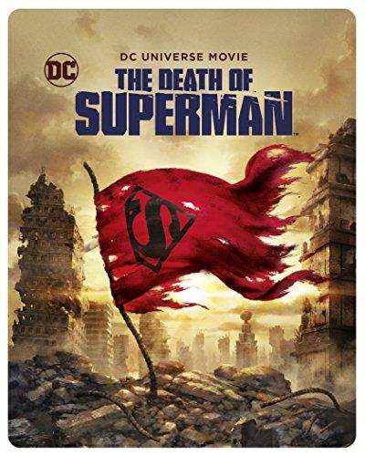 Death of Superman Limited Steelbook Edition (Blu-ray) für 7,13€ (Amazon Prime)