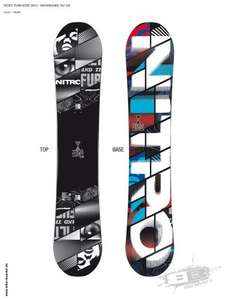 Nitro Team Wide 2012 - Snowboard   264,90 EUR