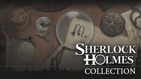 The Sherlock Holmes Collection [6 x Steamspiele] für umgerechnet ca. 5,60€ @ Greenmangaming