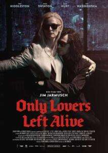 Only Lovers Left Alive (HD) mit Tilda Swinton & Tom Hiddleston - IMdB 7.3 - kostenlos im Stream oder zum Download