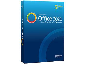 [Win, Linux, Mac] SoftMaker Office 2021