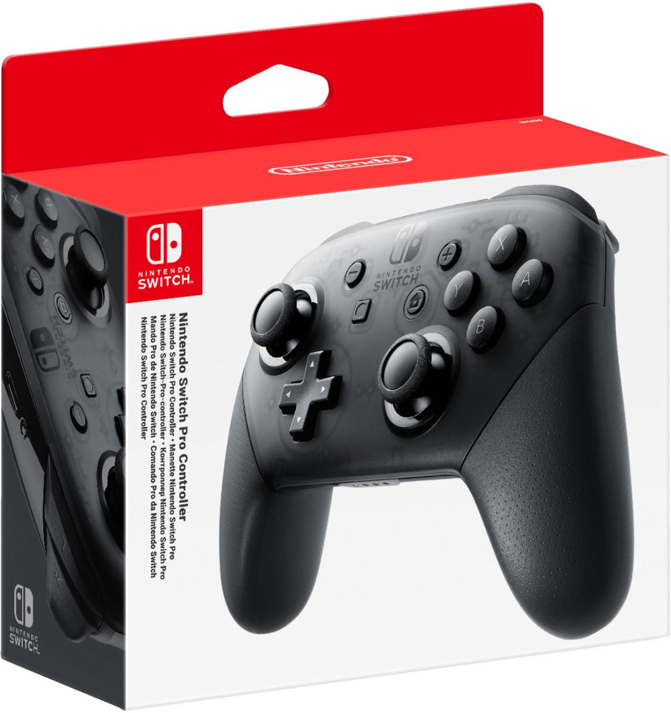 Nintendo Switch Pro Controller für 53,80€ inkl. Versandkosten