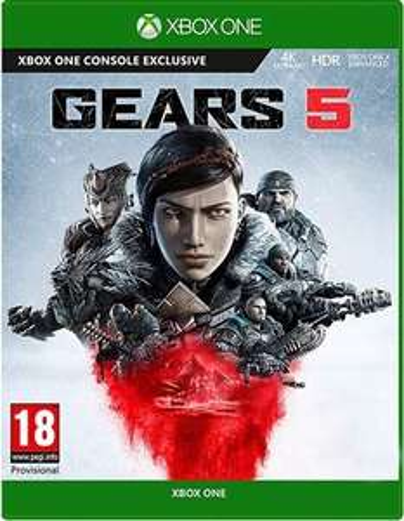 Gears 5 (Xbox One) für 16,02€ (ShopTo)