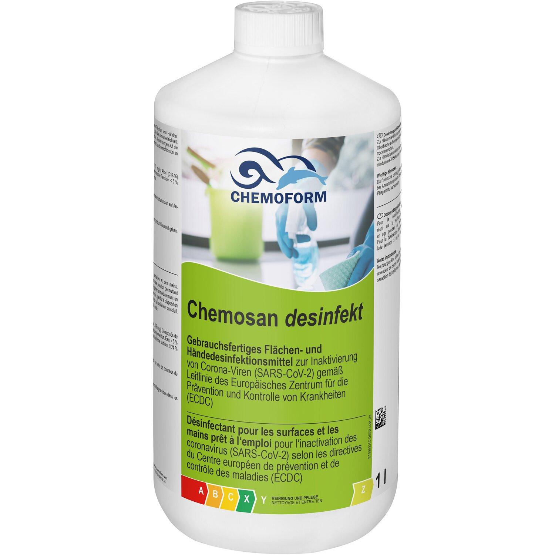 Desinfektionsmittel bei Obi Leipzig Probstheida- 1 Liter
