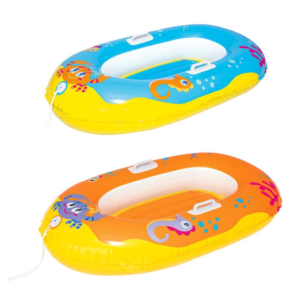 Bestway - Happy Crustacean Junior Boot 1,19m, 1 Stück, sortiert für 4,88€ (Müller Abholung)