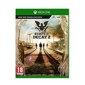 State of Decay 2 & Need For Speed Payback (Xbox One) für je 9,15€ (Amazon UK)
