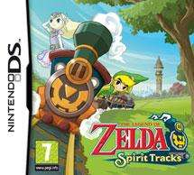 (UK) The Legend Of Zelda: Spirit Tracks [Nintendo DS] für ca. 15.47€ @ Zavvi