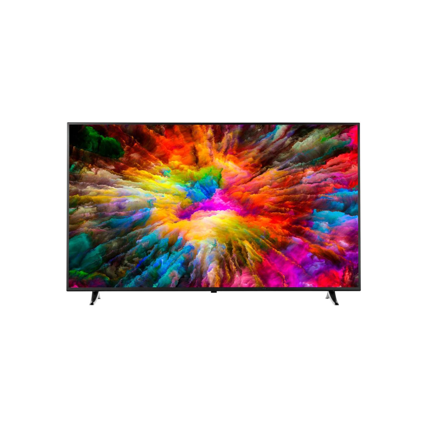 [Medion Outlet Essen] MEDION X16506 163,8 cm (65 Zoll) UHD Fernseher (Smart-TV, 4K UHD, Netflix, WLAN, HD Triple Tuner, DVB-T2 ) B-Ware