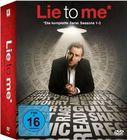 [DVD] Lie to me Staffel 1-3 Komplett Box