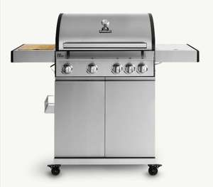Burnhard Big Fred Deluxe Gasgrill