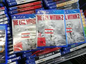 The Evil Within 2 für PS4/ LOKAL!