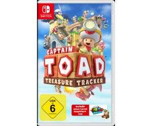 Captain Toad: Treasure Tracker (Switch) [Galaxus]