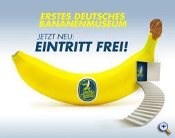Erstes Deutsches Bananenmuseum Sierksdorf [UMSONST]