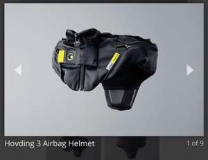 Hövding Air bag Helm 3.0