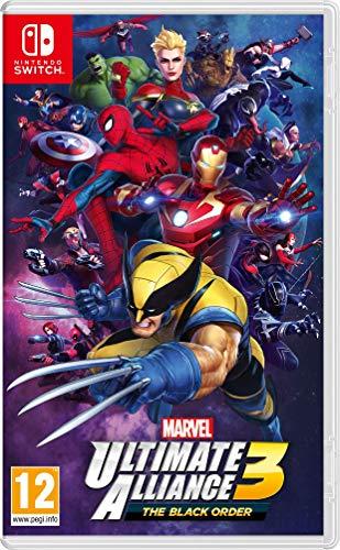 Marvel: Ultimate Alliance 3 - The Black Order (Switch) für 39,28€ (Amazon FR)