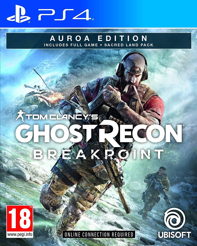 Tom Clancy's Ghost Recon: Breakpoint Auroa Edition (PS4) für 12,99€ & (Xbox One) für 15,50€ (Coolshop)