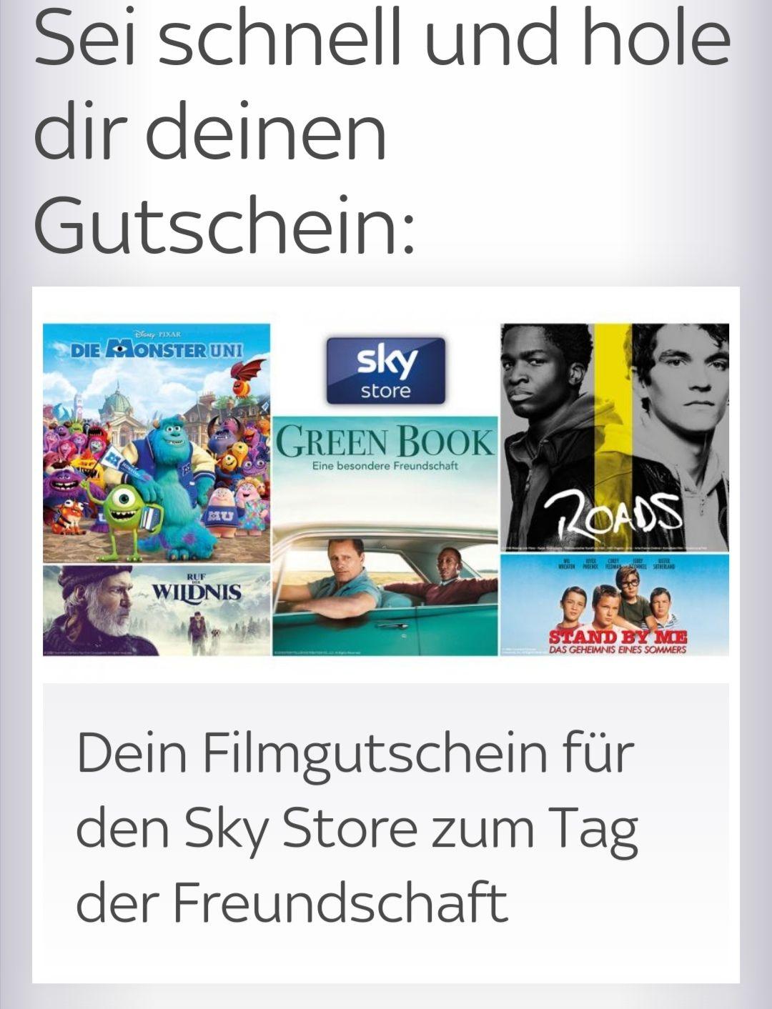 Sky.De/Dein-Extra