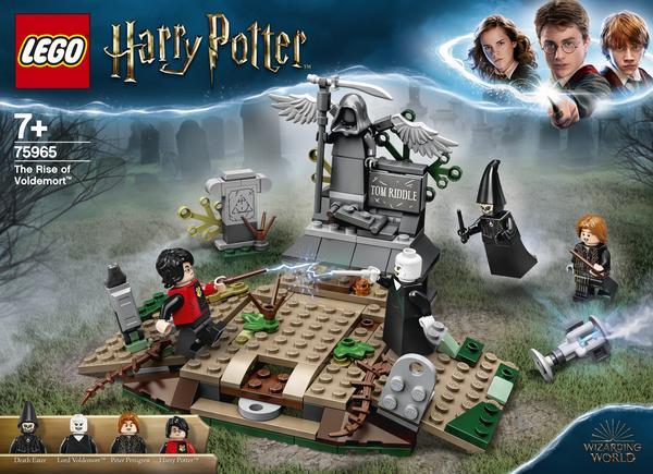 LEGO® Harry Potter™ 75965 - Der Aufstieg von Voldemort™ mit 10% Newsletter