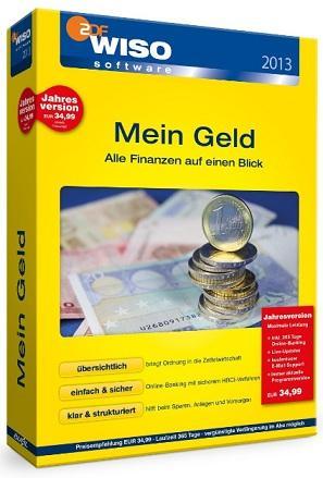 WISO Mein Geld 2013 kostenlos (300Tage)
