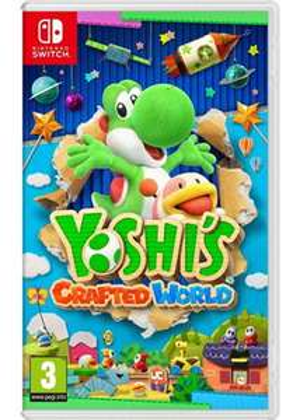Yoshi's Crafted World (Switch) für 39,99€ (Base.com)
