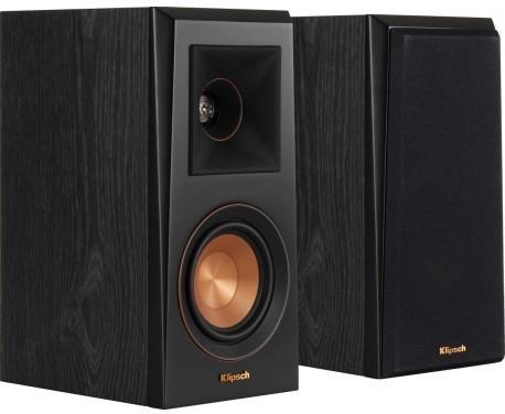 Klipsch Reference RP-400M Regal-Lautsprecher Schwarz (Paarpreis)