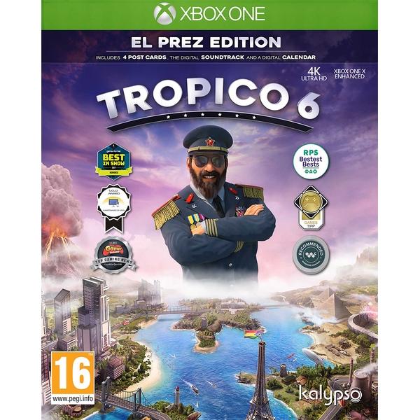 Tropico 6 El Prez Edition (Xbox One & PS4) für je 18,34€ (Base.com)