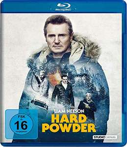 Hard Powder (Blu-ray) für 4,43€ (Amazon Prime)