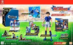 Captain Tsubasa: Rise Of New Champions (Collector's Edition) - [Nintendo Switch]