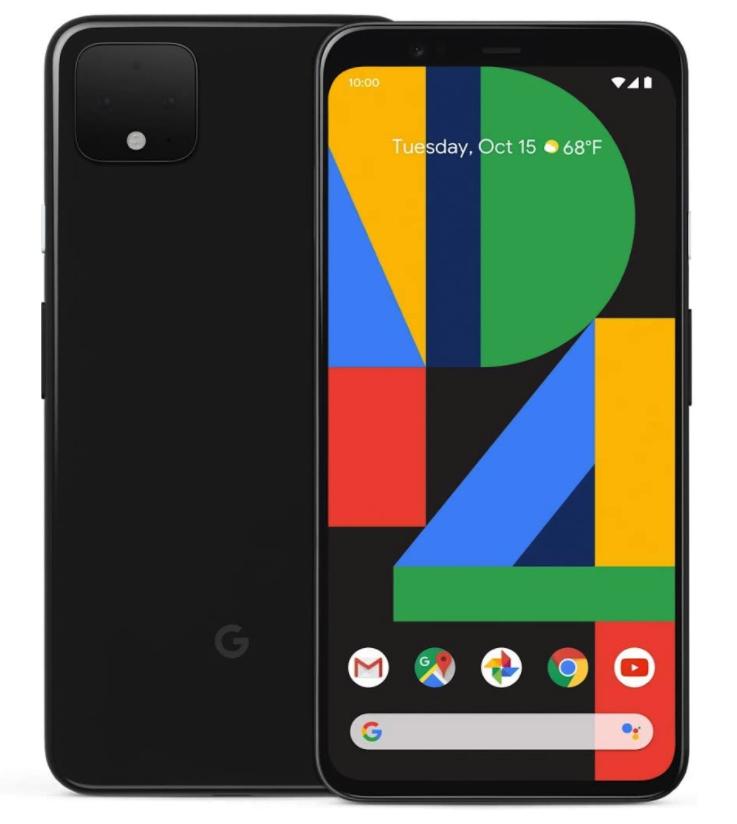 Google Pixel 4 64GB Smartphone zum Bestpreis von 399,64€ bei mobilcom-debitel