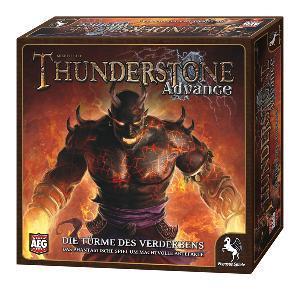 Gesellschaftsspiel Thunderstone Advance (deutsch) für 21,20 bei Amazon.de