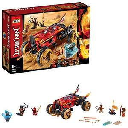 LEGO Ninjago - Katana 4x4, Bauset (70675) für 29,63€ (Amazon)