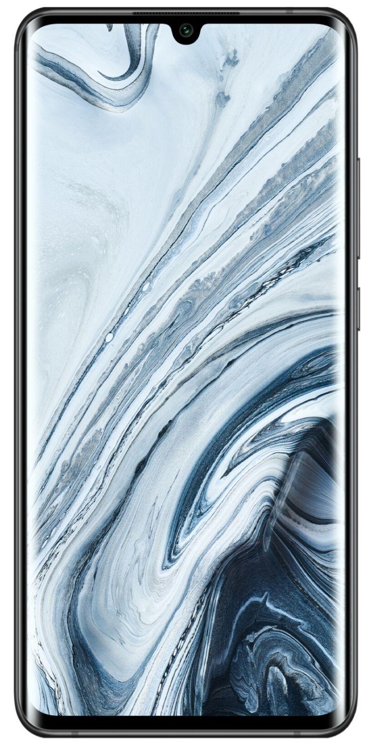 """[SATURN] Xiaomi Mi Note 10 128/6GB, Midnight Black (6,47"""", 108MP, 5260mAh, SD 730G)"""