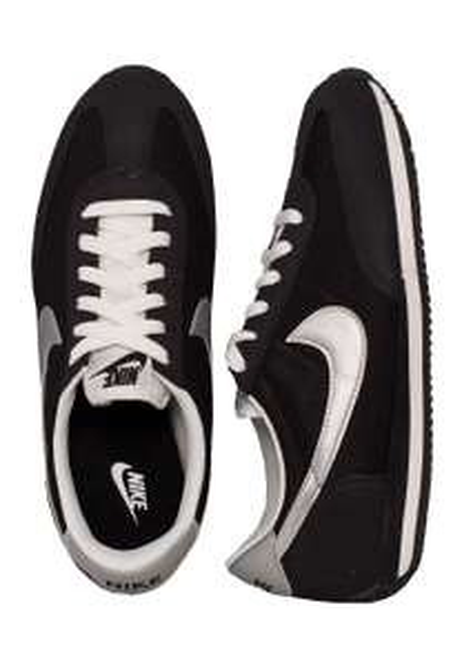 Nike - Oceania Black/Metallic Silver/Summit White - Girl Schuhe