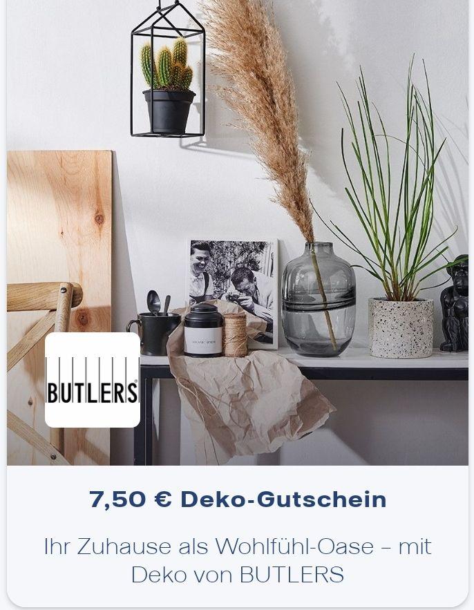 [Vattenfall Kunden] 7,5€ Butlers Gutschein