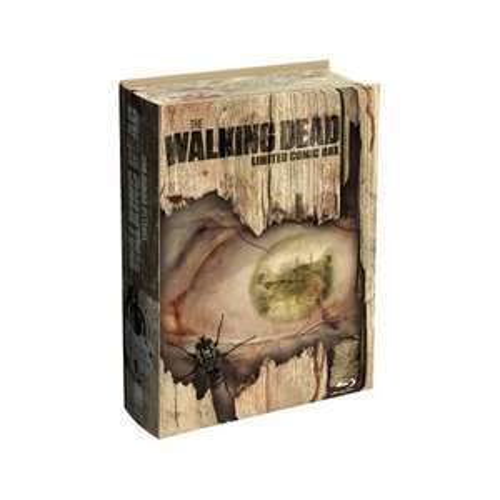 [Blitzangebot!] The Walking Dead - Limited Comic Box [BLURAY] 18:00 !