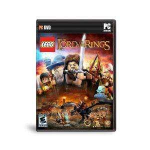 [STEAM] Lego: Der Herr der Ringe Key bei Amazon.com