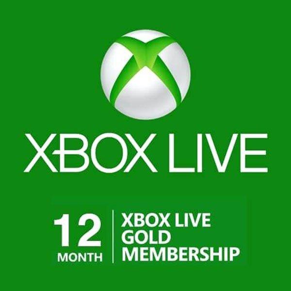12 Monate Xbox Live Gold für 22,47€ (per VPN)