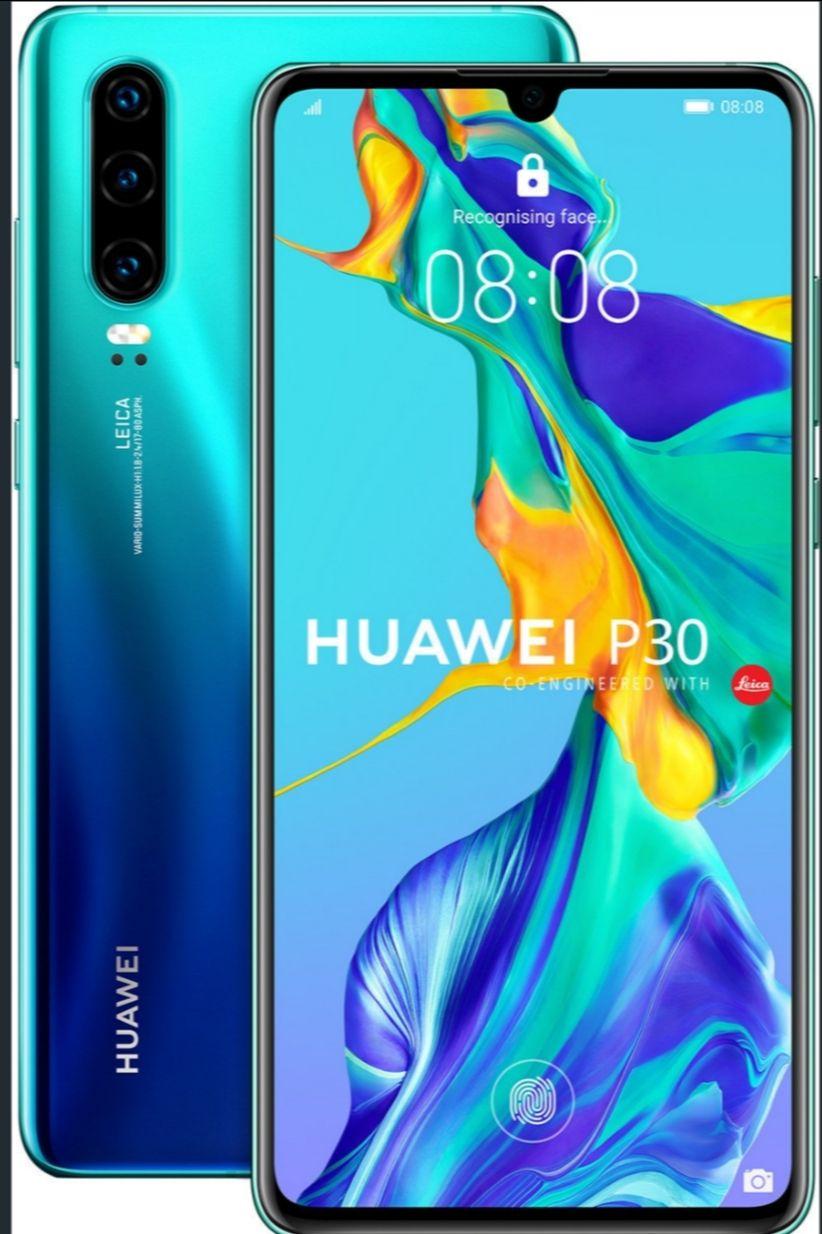 [Media Markt Österreich] Huawei P30 Aurora 128 GB Smartphone