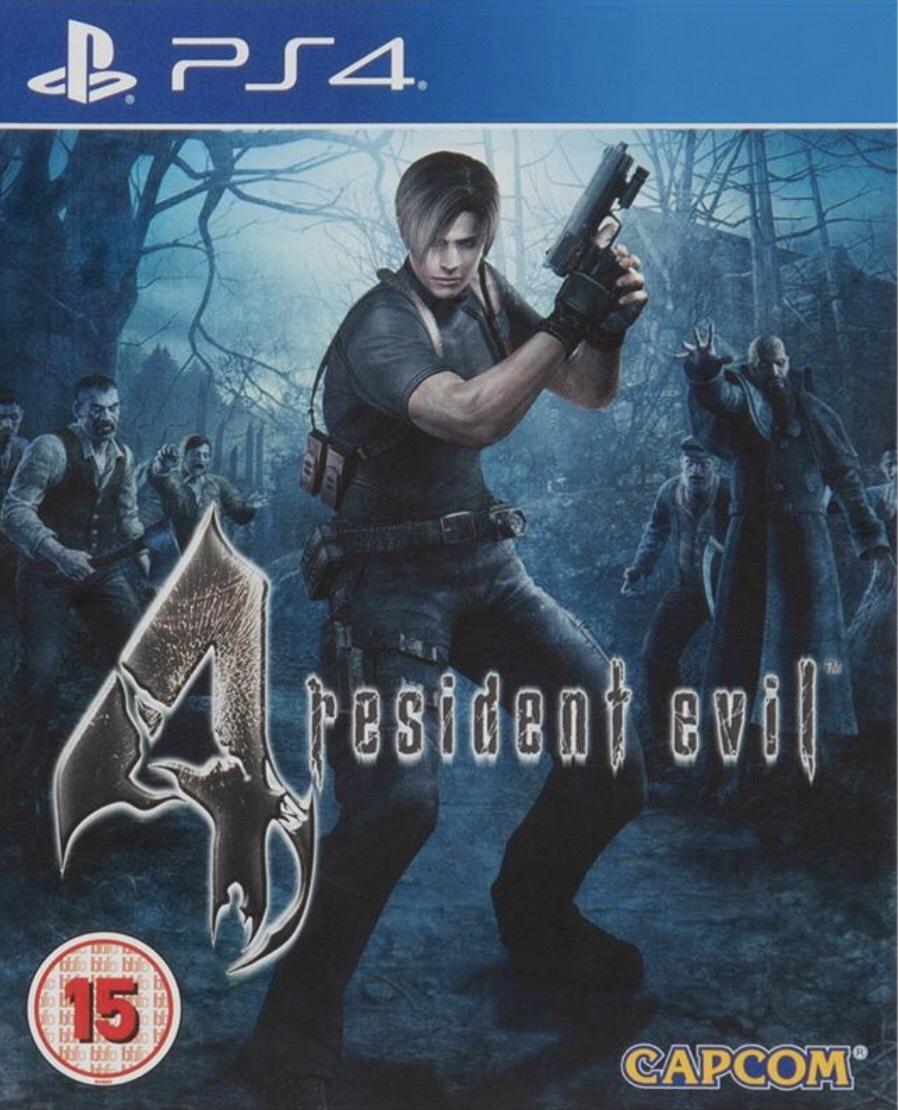 Resident Evil 4 (PS4) für 11,59€ & Resident Evil 6 (PS4) für 11,58€ inkl. Versand aus UK [MyMemory]