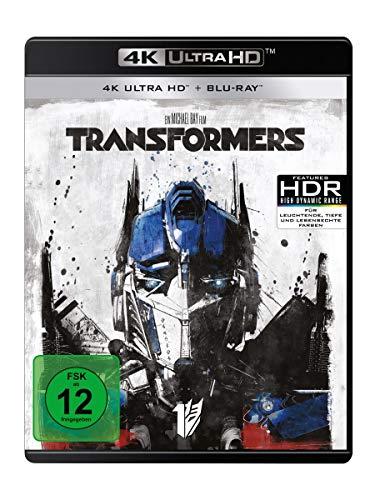Transformers 4K (4K UHD + Blu-ray) für 14,99€ (Amazon Prime & Media Markt Abholung)
