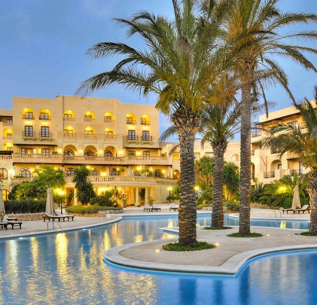 Malta: Doppelzimmer im 5* Kempinski (kostenlos stornierbar) inkl. Frühstück für 83€ pro Nacht (Nov-Feb)