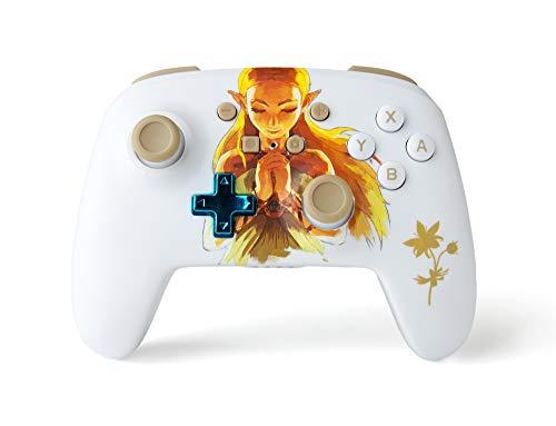 PowerA Nintendo Switch Wireless Controller (Prinzessin Zelda) für 35,32€ (Amazon UK)