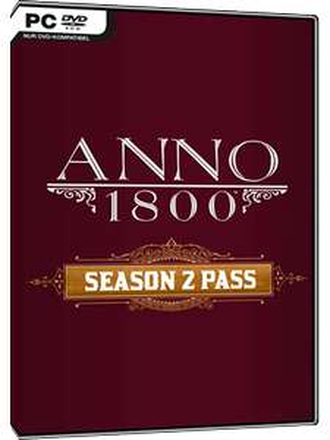 [MMOGA] Anno 1800 Season 2 Pass (UPLAY)
