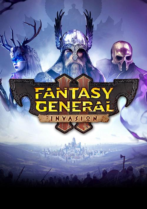 Fantasy General 2 - Invasion für 19,99€ / DLC Onslaught für 8,25€ [Gamesplanet] [GOG]