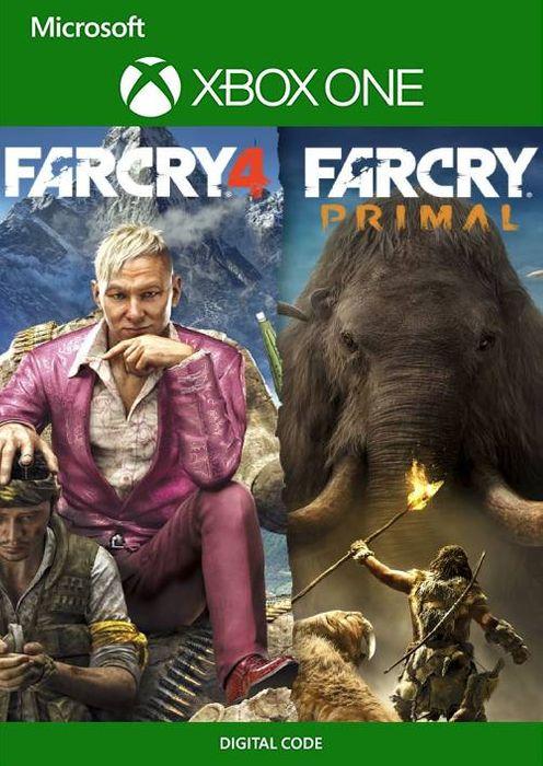 Far Cry 4 + Far Cry Primal Bundle (Xbox One) für 15,69€ (CDKeys VPN UK)