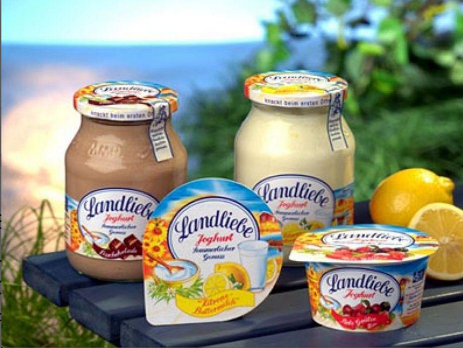 [Reebate] Landliebe Fruchtjoghurt effektiv gratis mit 0,02€ Gewinn