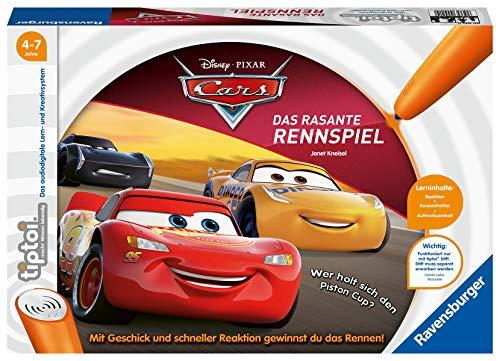 Ravensburger tiptoi - Disney Cars: Das rasante Rennspiel (Amazon Prime)