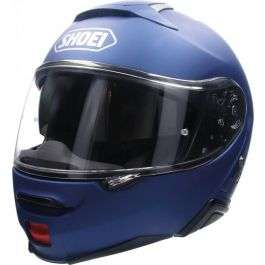 Shoei Neotec II in matt mit Sprechanlage SRL2