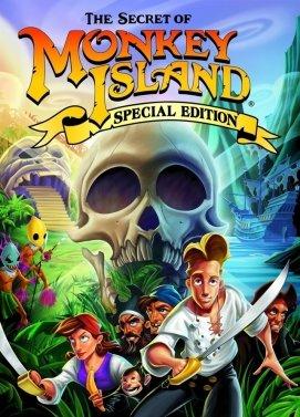 Monkey Island: Special Edition Bundle (1 & 2) Steam CD Key 1.06€, The Secret of Monkey Island 0,78€, LeChuck's Revenge 0.86€, @ Kinguin